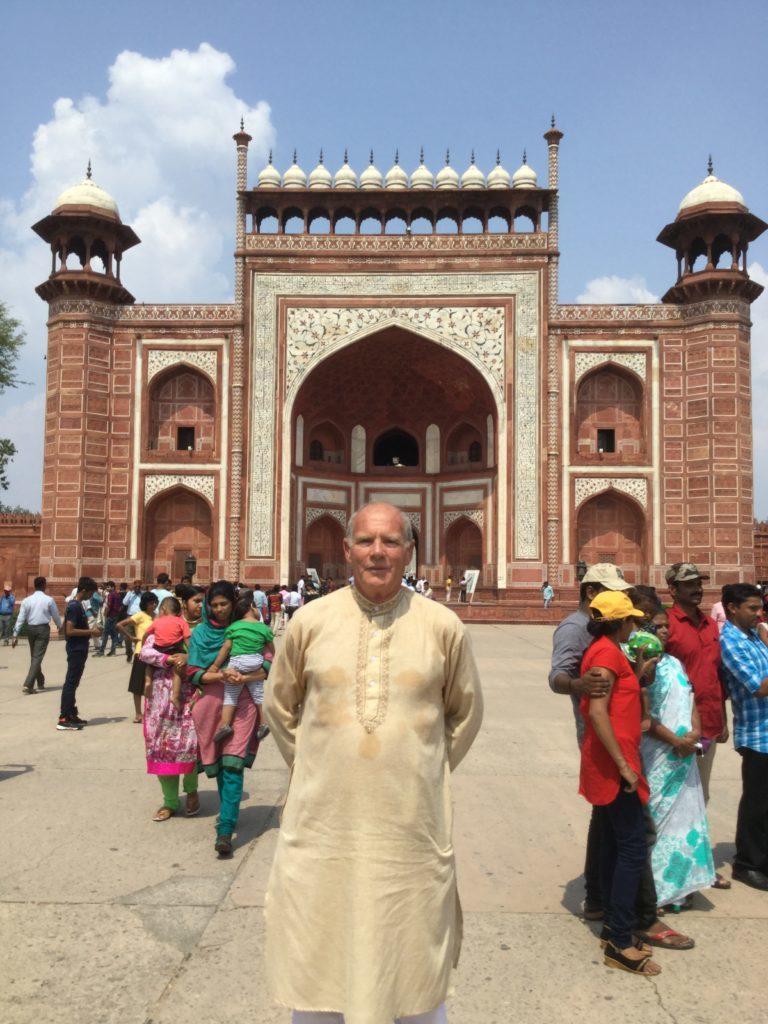 Brian Taj Mahal
